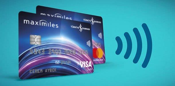 maximiles kredi kartı özellikleri