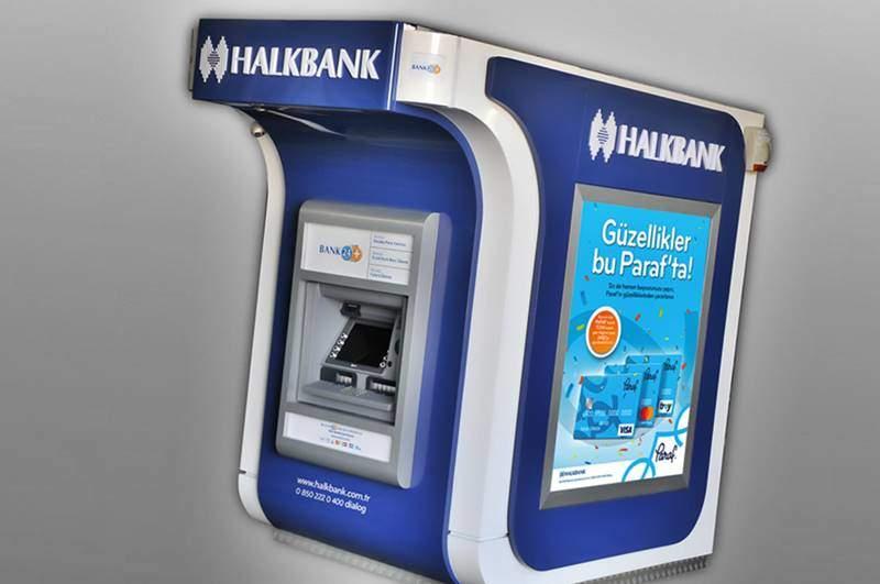 Halkbank Kartsız Para Çekme