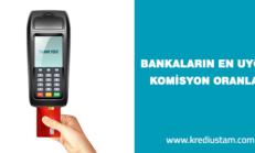 Özel Ve Kamu Bankaların POS Komisyon Oranları [10 Banka]