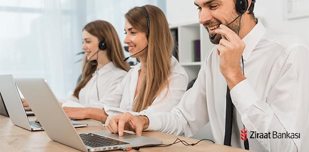 ziraat bankası müşteri hizmetleri telefon