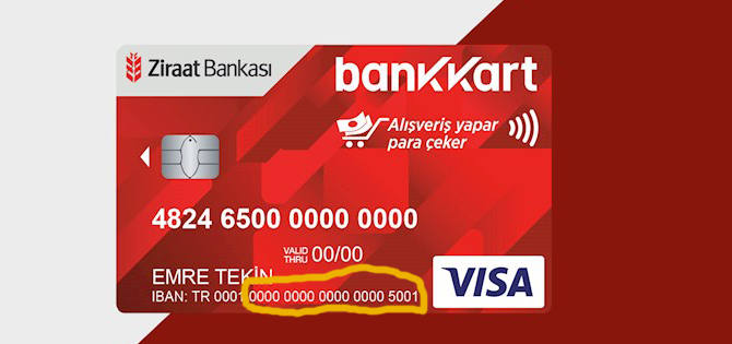 Bankama Ait Hesap Numaramı Bilmiyorum, Nasıl Bulabilirim?