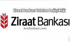 Ziraat Bankası Telefon Numarası Güncelleme Nasıl Yapılır?